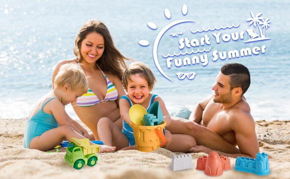 sand castle toys