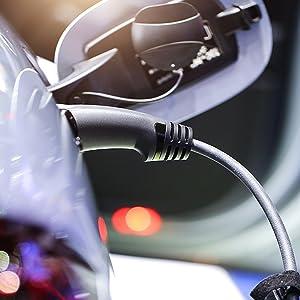 For EV charging