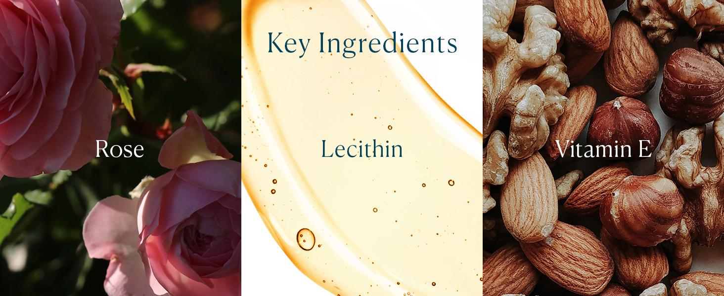 Rehydrating Rosepetal Cleanser Ingredients