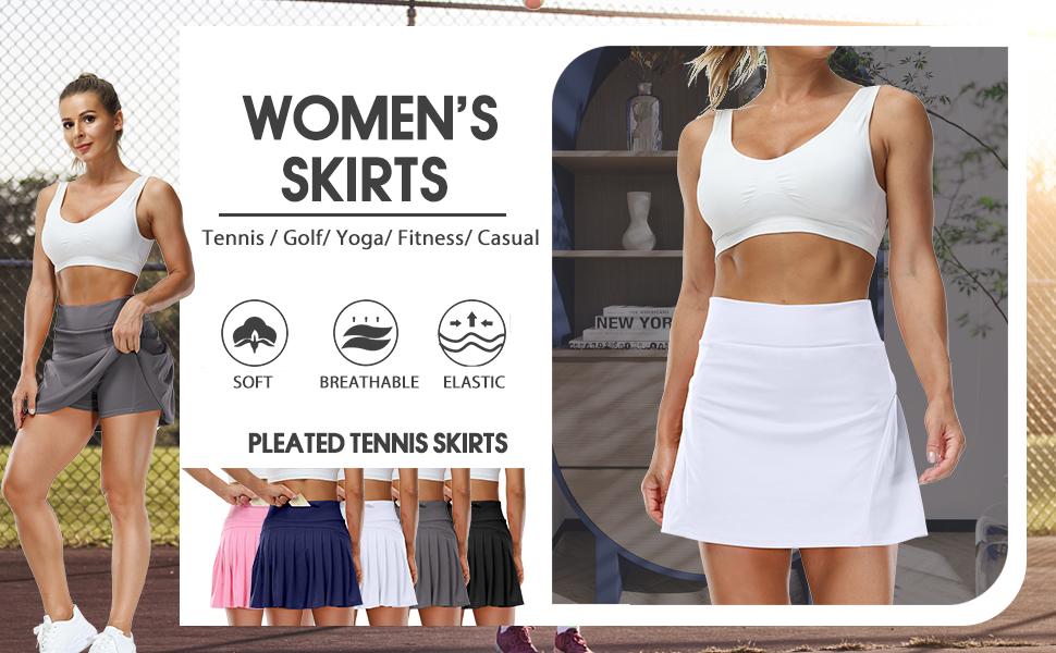 women's skorts