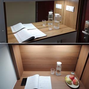 Litever Over Desk Light