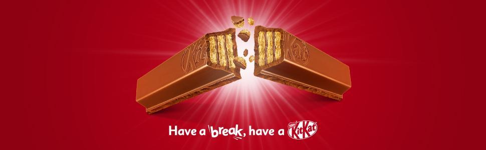 Kitkat banner