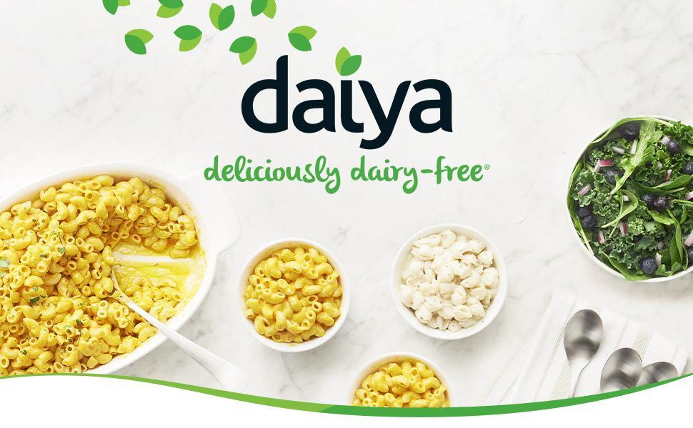 Daiya deliciously dairy free vegan mac and cheese
