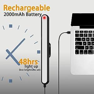 rechargeable light bar