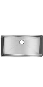 ECTRU35179T single bowl sink