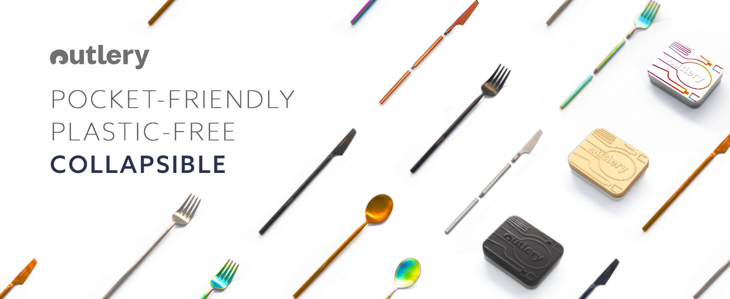 dinnerware sets, silverware set, travel cutlery, cutlery set, camping utensils, plastic cutlery