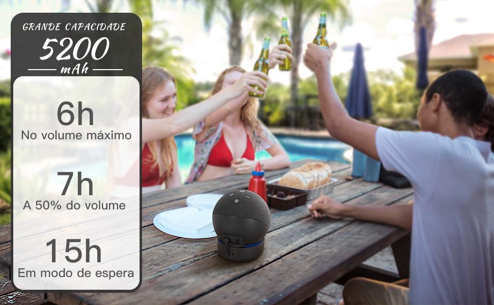 Base de bateria Echo Dot4