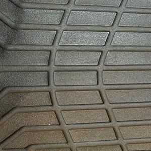 anti slip floor mats back
