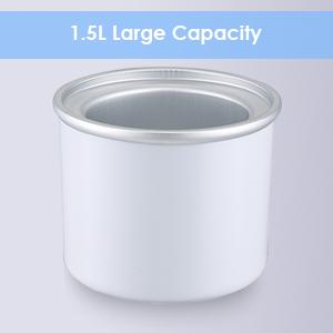 1.5L Large Capacity