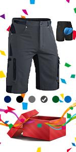 biker shorts padded
