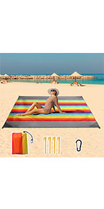 Mexican Beach Mat