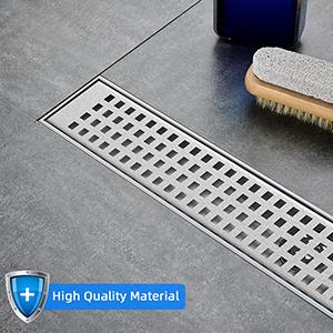 linear shower drain linear shower drains linear shower drain 24 drain brush for shower
