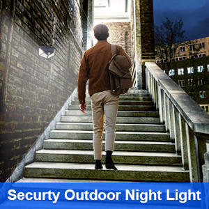 security lights motion outdoor