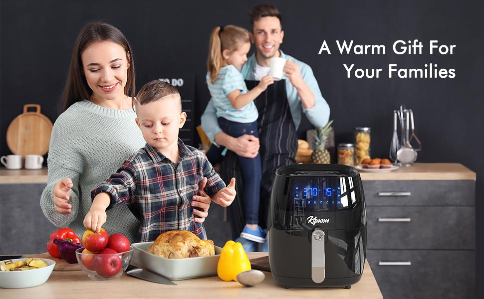 a warm gift for your family air fryer