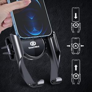 0.1s Slide Cell Phone Car Mount