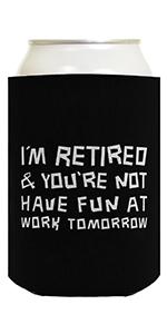Retirement Coolie
