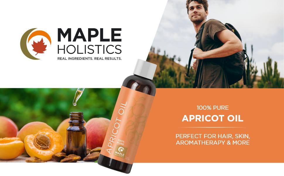 100% Pure  Apricot Oil
