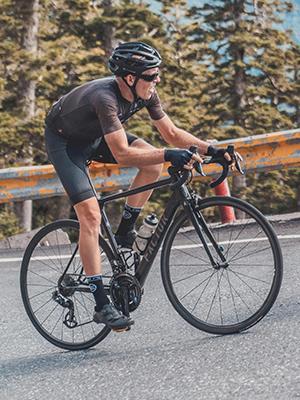 Provide Short Sleeve Bike Jersey Men