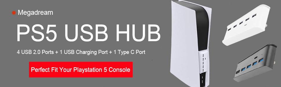 ps5 usb hub