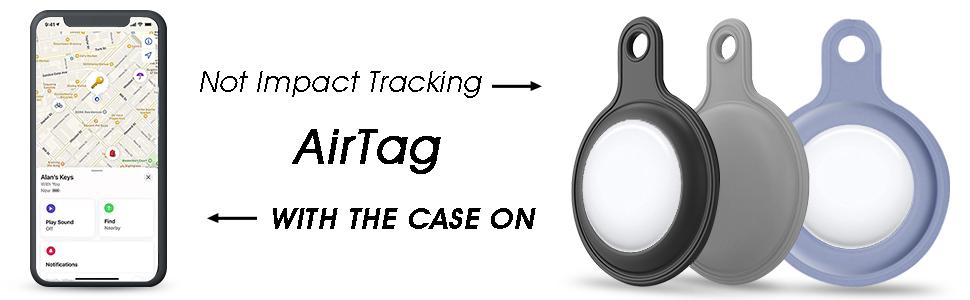 airtag silicone case