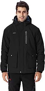 Snow jacket