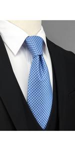 Cravatte per uomo Blue Dots