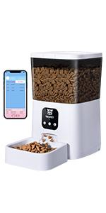 cat feeder with timer