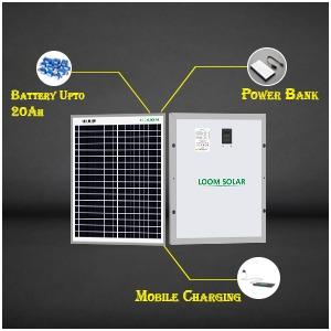 loom solar 20 watt