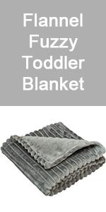 flannel toddler blanket
