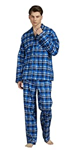 Flannel Men Pyjamas