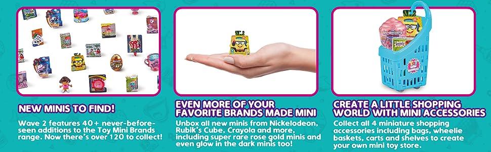 Mini Toys Capsule