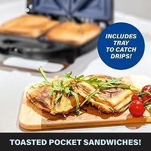 nonstick sandwich maker