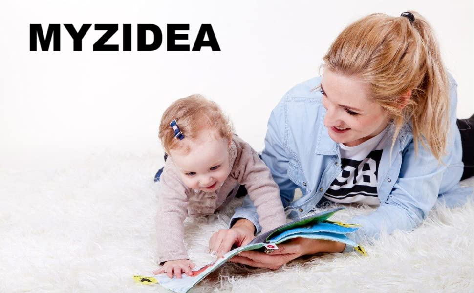 MYZIDEA Baby Bibs