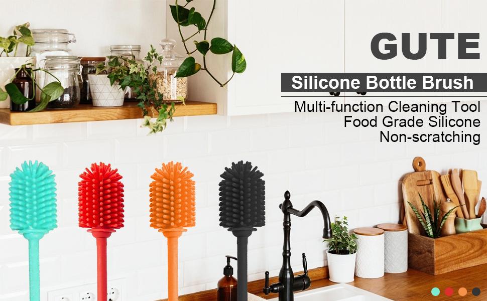 GUTE Silicone Bottle Brush