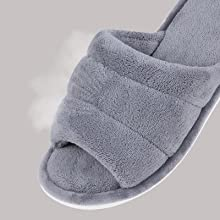 breathable slippers