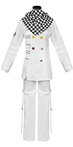 Kokichi Oma Cosplay Costume