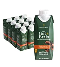omega brain power pereneil gut and brain sample pack perennial daily gut brain gut second brain