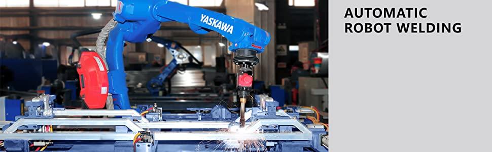 AUTOMATIC ROBOT WELDING