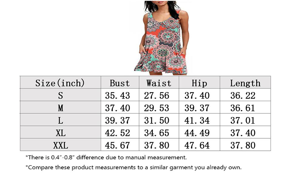 Womens Floral  Cover Ups Dress