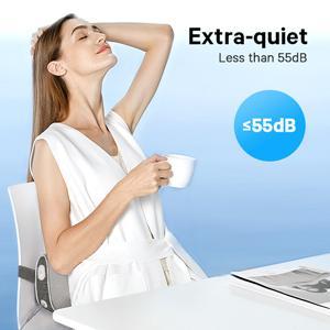 Less than 55DB Massage Pillow