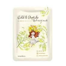 Gold & Peptide Real Moist Mask Sheet