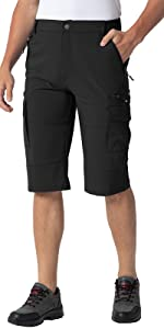 Rdruko Mens work shorts