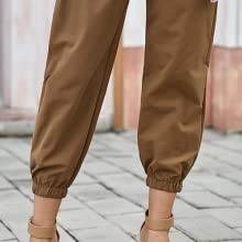 Cropped length pants