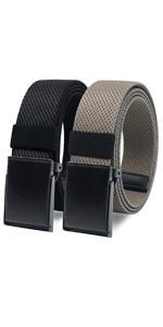 2 Pack Elastic Golf Belt
