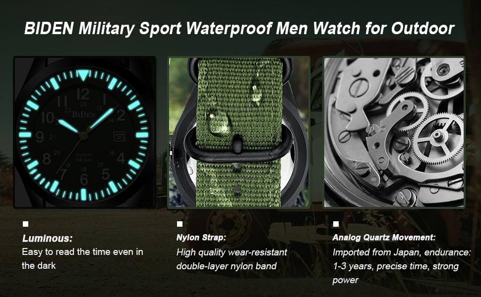 0321 Men Watch