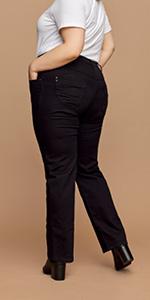 GEMMA zizzi super stretch-jeans damen große größen 50 52 54 56