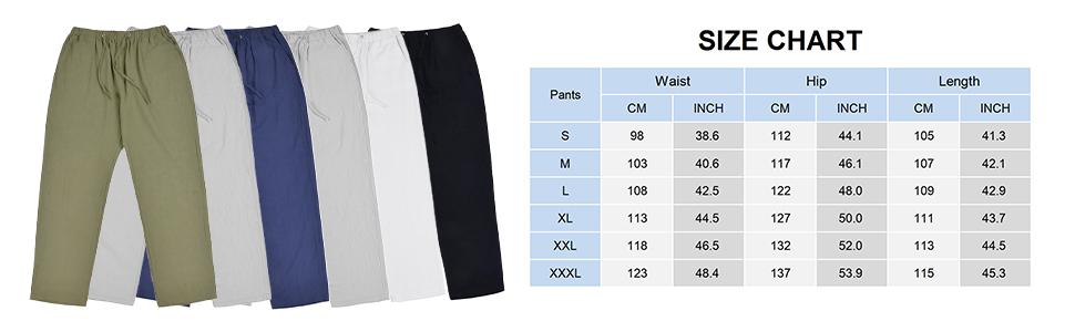 beach pants for men men summer pants mens lightweight pants summer men s drawstring pants