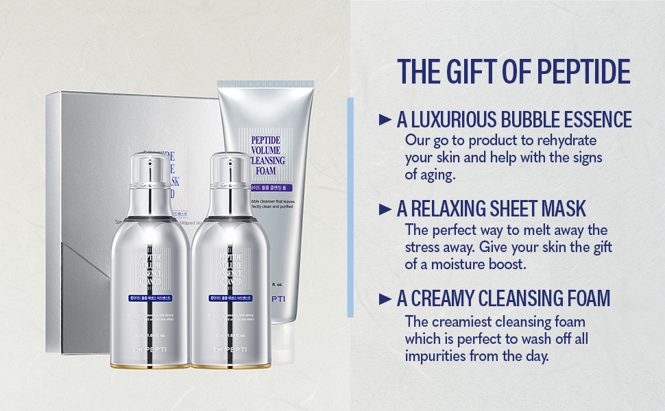 the peptide collection