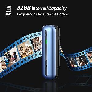 32GB CAPACITY