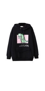 Cute Hooded Sweater for Teen Girls